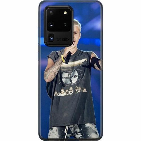 Samsung Galaxy S20 Ultra Mjukt skal - Justin Bieber 2020