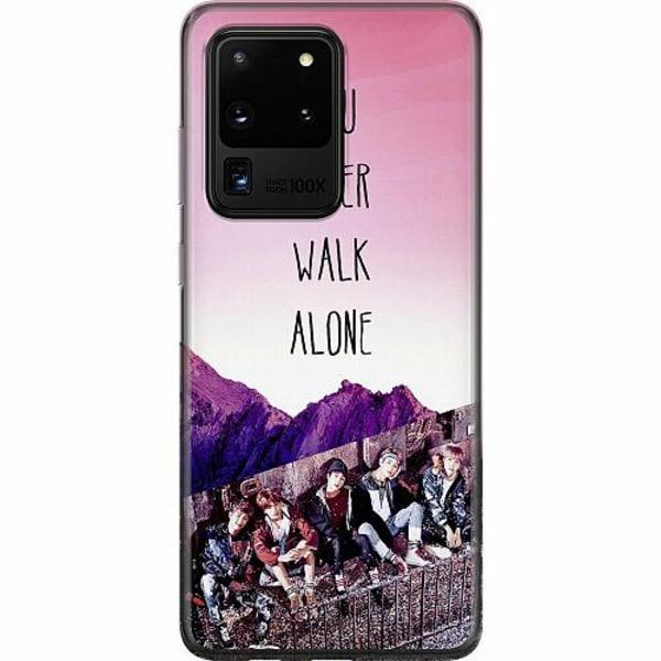Samsung Galaxy S20 Ultra Thin Case K-POP BTS
