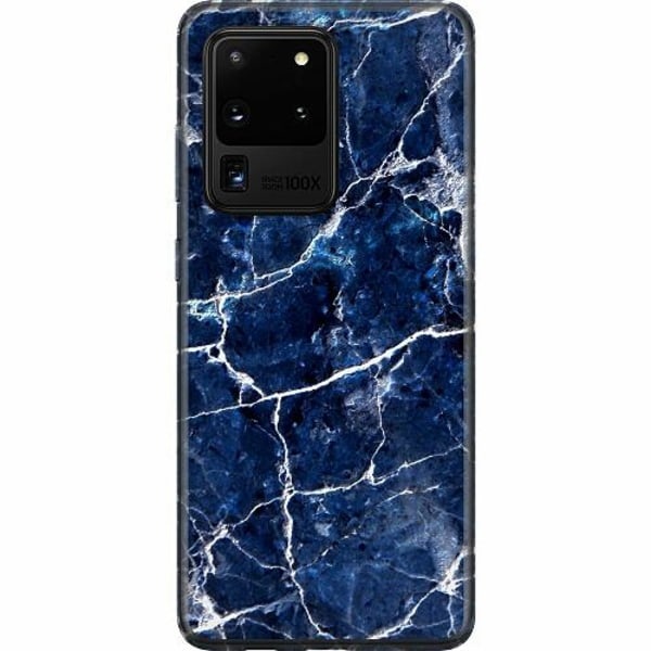 Samsung Galaxy S20 Ultra Thin Case Marbles x2