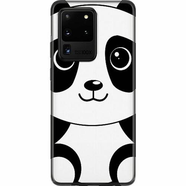 Samsung Galaxy S20 Ultra Thin Case Panda