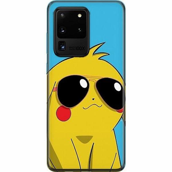 Samsung Galaxy S20 Ultra Thin Case Pokemon