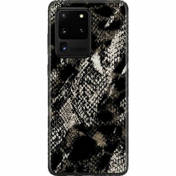 Samsung Galaxy S20 Ultra Thin Case Snakeskin G