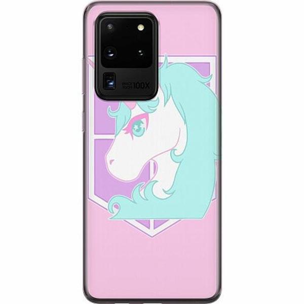 Samsung Galaxy S20 Ultra Thin Case UNICORN