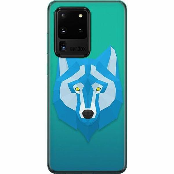 Samsung Galaxy S20 Ultra Thin Case Wolf / Varg