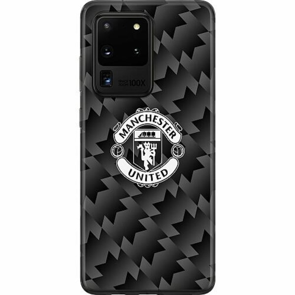 Samsung Galaxy S20 Ultra Thin Case Manchester United FC