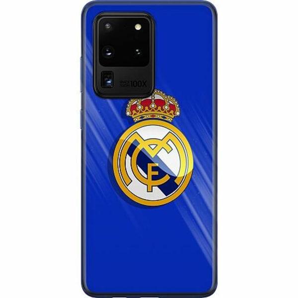 Samsung Galaxy S20 Ultra Thin Case Real Madrid CF