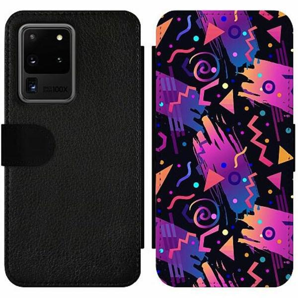 Samsung Galaxy S20 Ultra Wallet Slim Case 1980´s