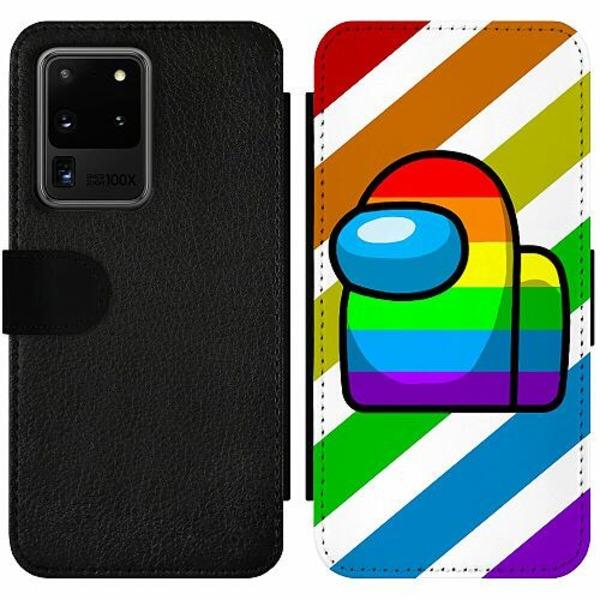 Samsung Galaxy S20 Ultra Wallet Slim Case Among Us 2021