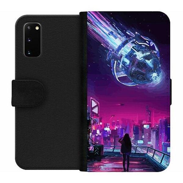 Samsung Galaxy S20 Wallet Case Cyberpunk 2077