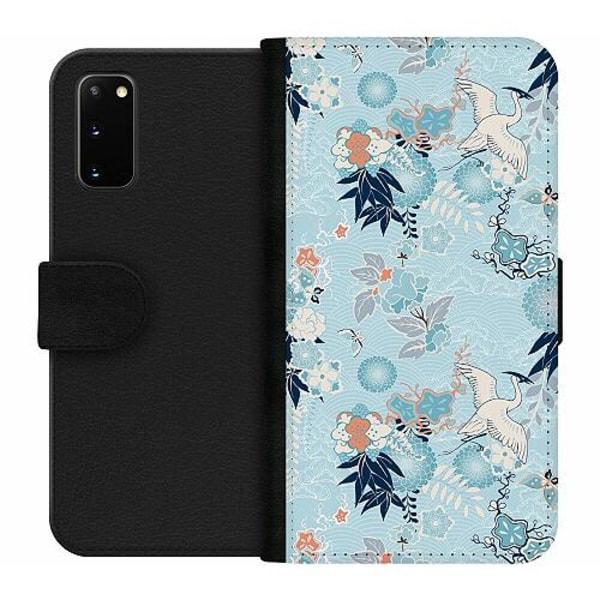 Samsung Galaxy S20 Wallet Case Surreal
