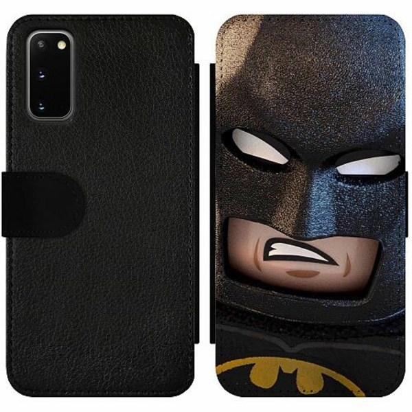 Samsung Galaxy S20 Wallet Slim Case Angry