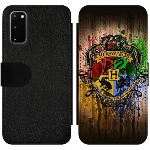 Samsung Galaxy S20 Wallet Slim Case Harry Potter