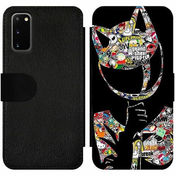 Samsung Galaxy S20 Wallet Slim Case Stickers