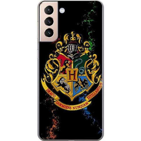 Samsung Galaxy S21 TPU Mobilskal Harry Potter