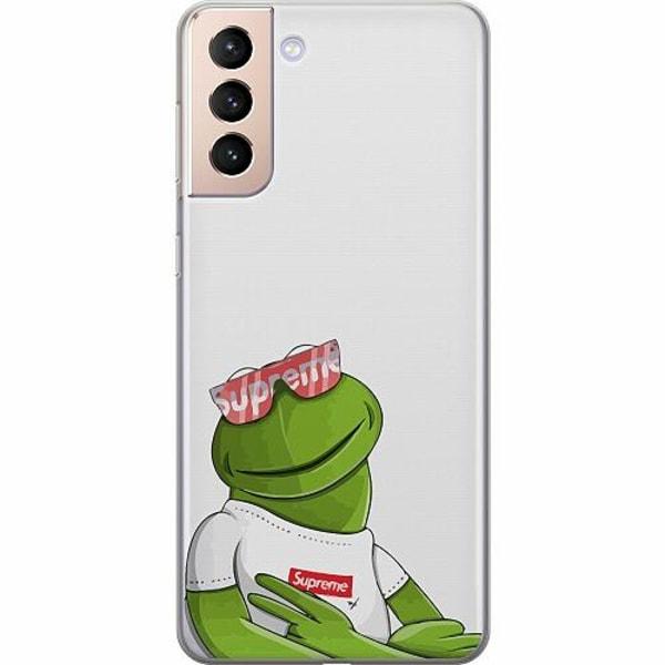 Samsung Galaxy S21 TPU Mobilskal Kermit SUP
