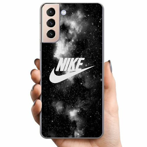 Samsung Galaxy S21 TPU Mobilskal Nike