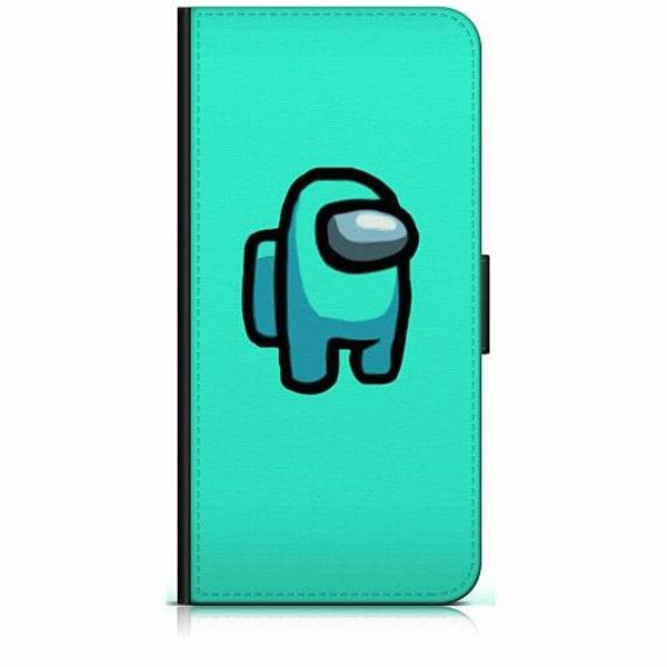 Samsung Galaxy A40 Plånboksfodral Among Us