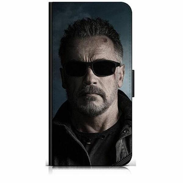 Samsung Galaxy A40 Plånboksfodral Arnold Schwarzenegger