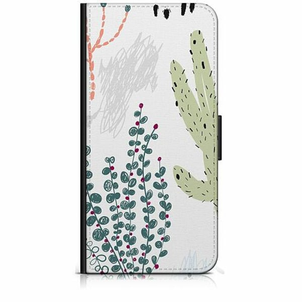 Apple iPhone 6 / 6S Plånboksfodral Cactus Or Cacti