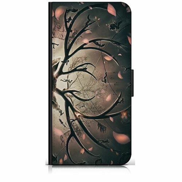 Apple iPhone 6 / 6S Plånboksfodral Deer