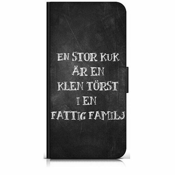 Apple iPhone 7 Plånboksfodral Fattig Familj