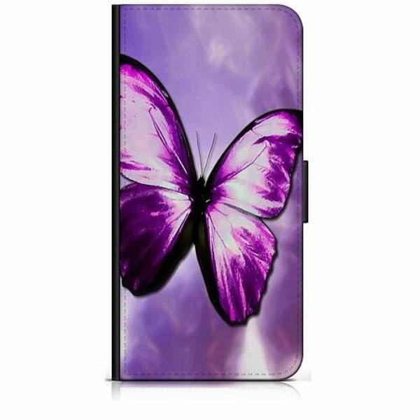 Huawei P Smart Z Plånboksfodral Fjäril
