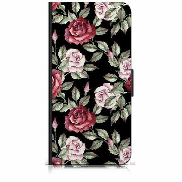 Samsung Galaxy A40 Plånboksfodral Floral Dream