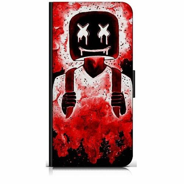 Apple iPhone 8 Plus Plånboksfodral Fortnite Marshmello