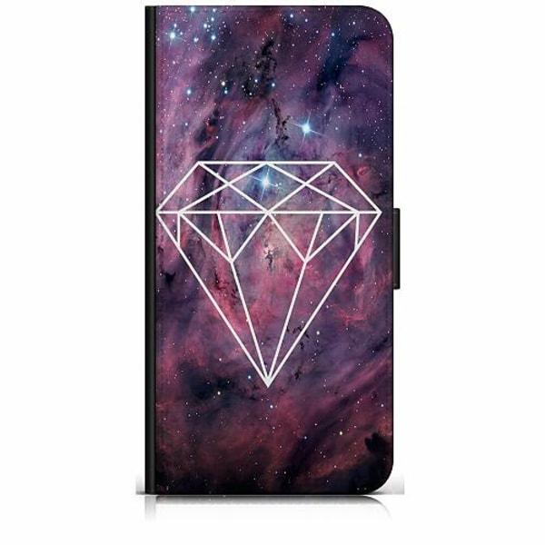 Huawei P Smart Z Plånboksfodral Galaxy Diamant
