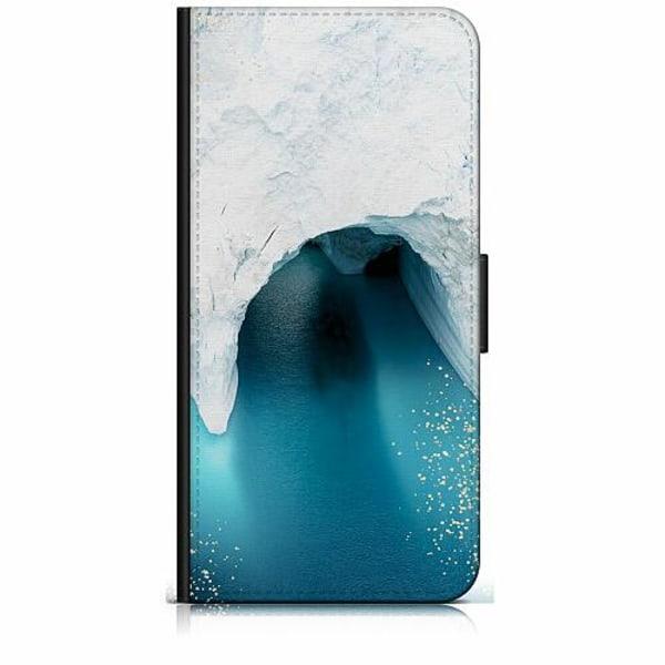 Samsung Galaxy A40 Plånboksfodral Glacier