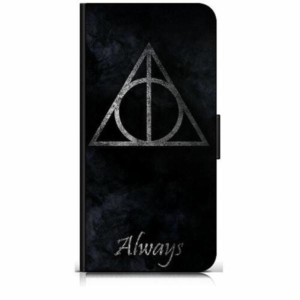 Samsung Galaxy A40 Plånboksfodral Harry Potter