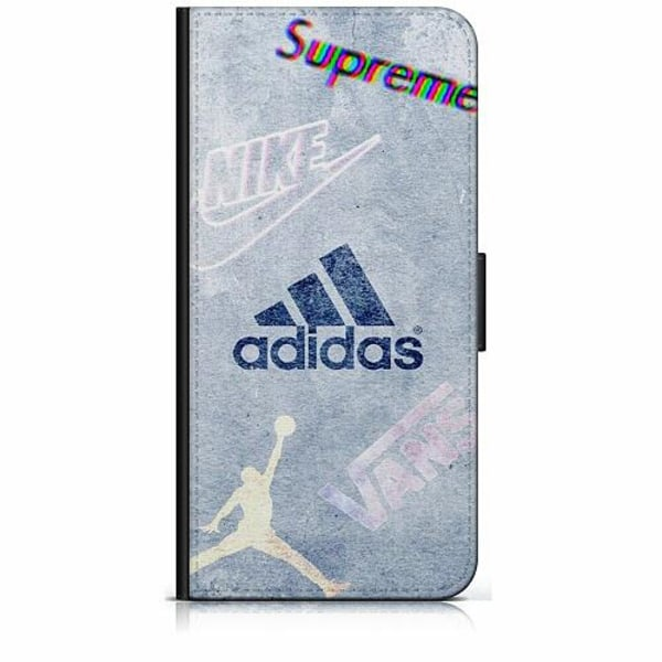 Samsung Galaxy A40 Plånboksfodral Ice