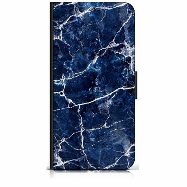 Apple iPhone 6 / 6S Plånboksfodral Marbles x2