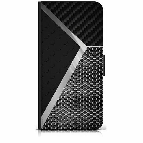 Apple iPhone 6 / 6S Plånboksfodral Metallic Pattern