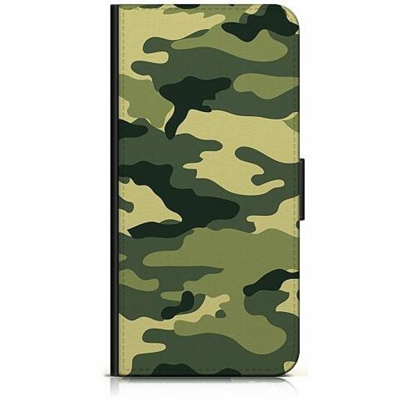 Huawei P Smart Z Plånboksfodral Military