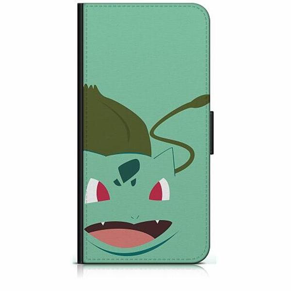 Samsung Galaxy A40 Plånboksfodral Pokémon - Bulbasaur