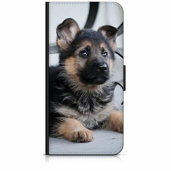 Huawei P Smart Z Plånboksfodral Schäfer Puppy