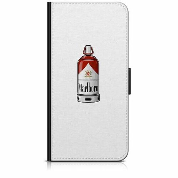 Samsung Galaxy A40 Plånboksfodral Smoke And Spray