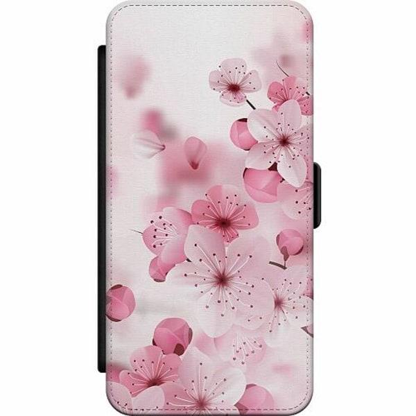 Samsung Galaxy Note 20 Wallet Slim Case Cherry Blossom