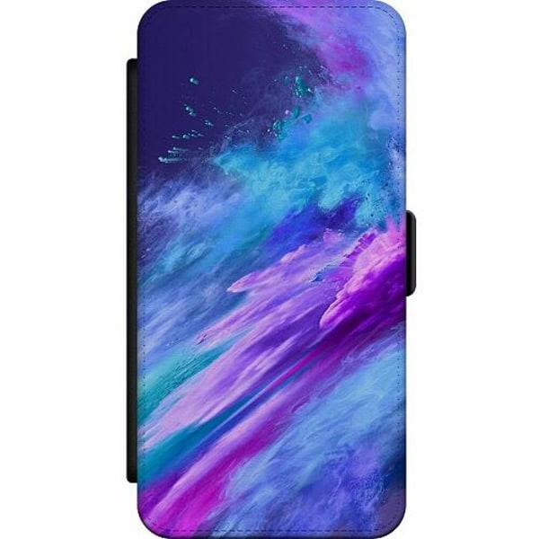 Samsung Galaxy S20 Skalväska Crashing Purples