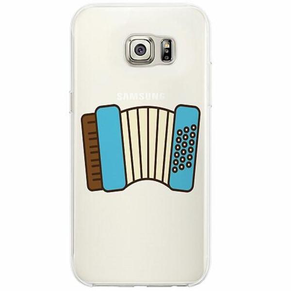 Samsung Galaxy S6 Edge Firm Case Accordion