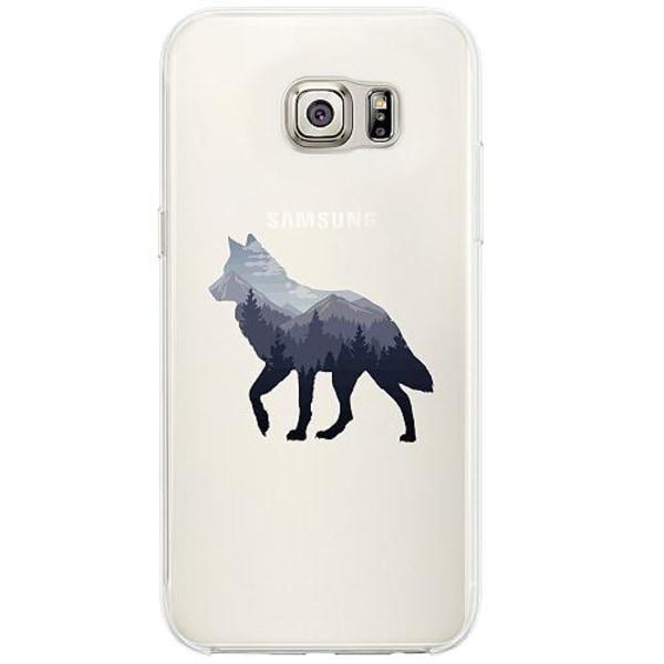 Samsung Galaxy S6 Edge Firm Case Winter Wolf