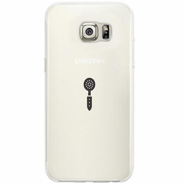 Samsung Galaxy S6 Edge Firm Case Brush Me