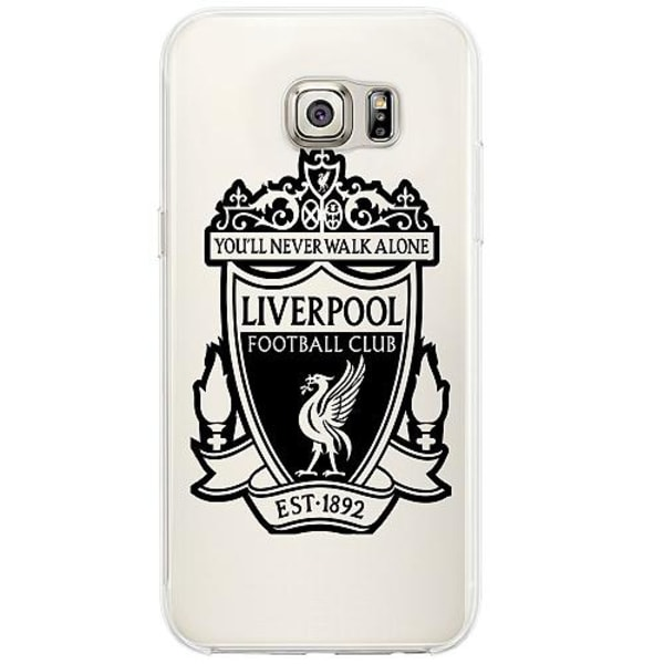 Samsung Galaxy S6 Edge Firm Case Liverpool