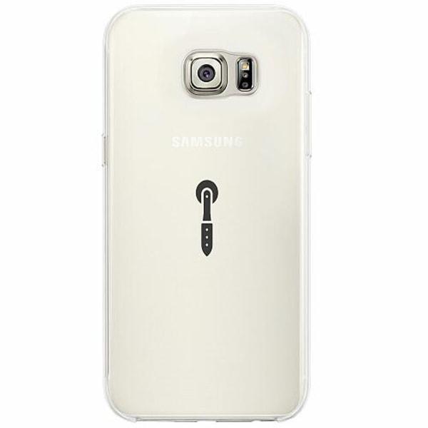 Samsung Galaxy S6 Edge Thin Case Slice Me