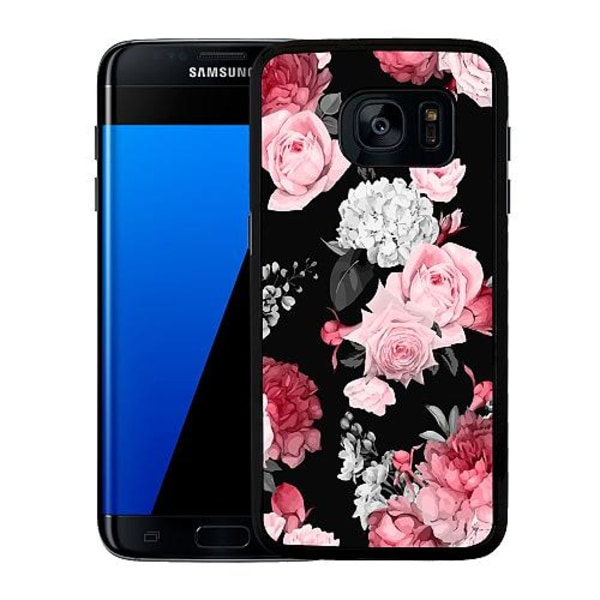 Samsung Galaxy S7 Edge Mobilskal Floral Bloom