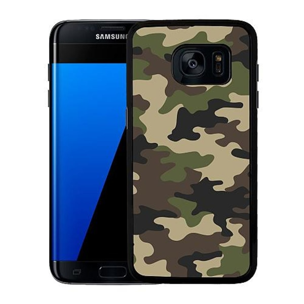 Samsung Galaxy S7 Edge Mobilskal Militär
