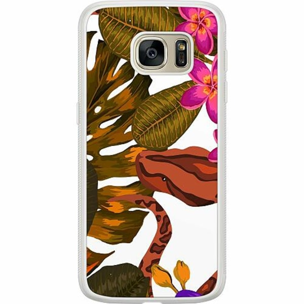 Samsung Galaxy S7 Soft Case (Frostad) Anawanda
