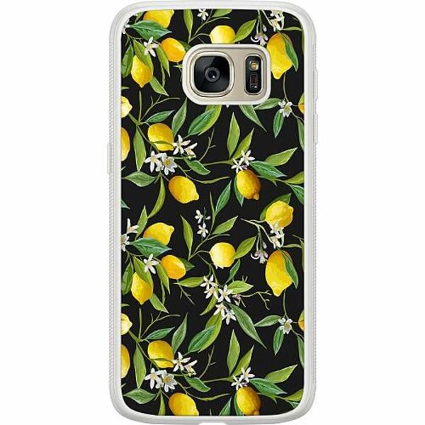 Samsung Galaxy S7 Soft Case (Frostad) Lemonade