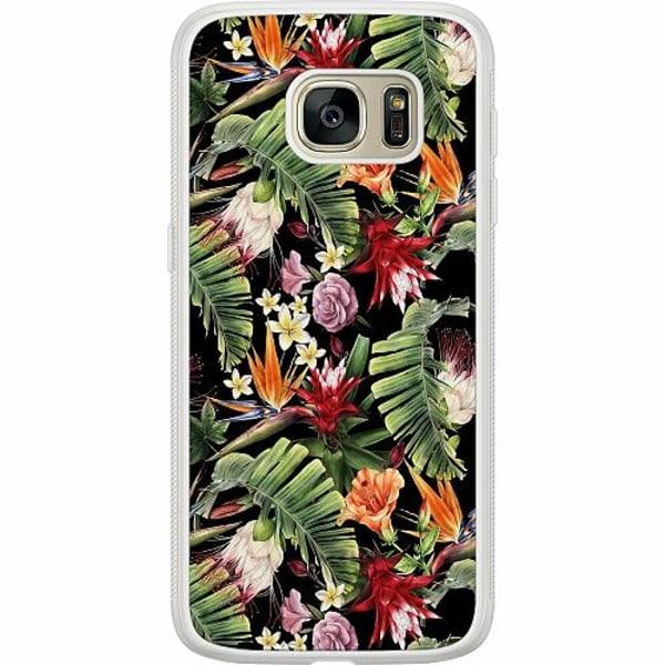 Samsung Galaxy S7 Soft Case (Frostad) Scarlet